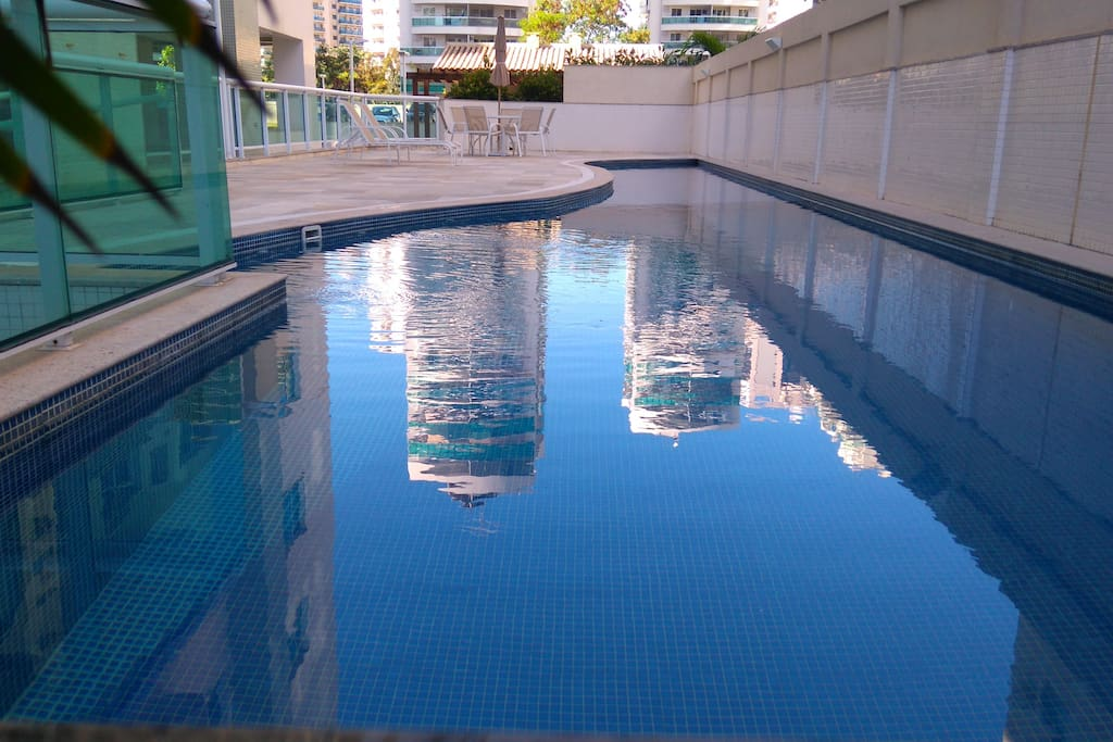 Piscina do Predio