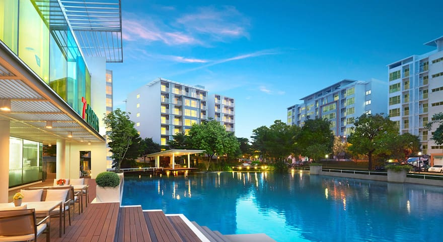 Resort Style Living in Bangkok
