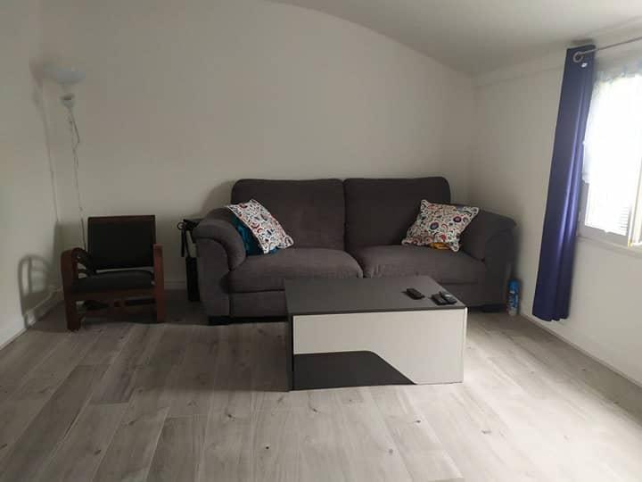 Appartement région parisienne 34m2