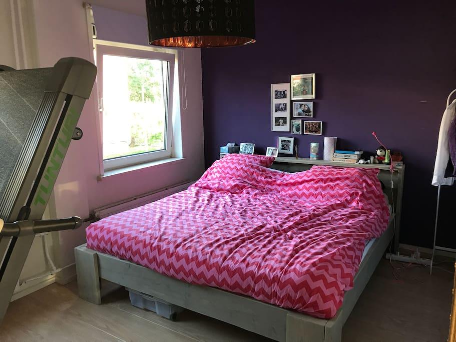 bedroom first floor (double bed)