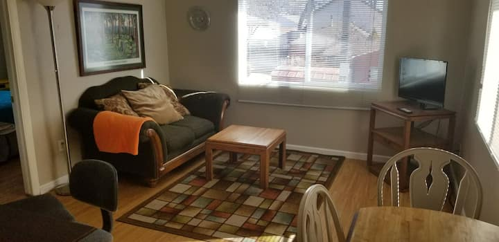 Furnished and Pet Friendly
