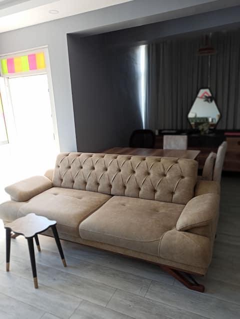 Özel Oda * lüks, manzaralı rahat dairede özel oda