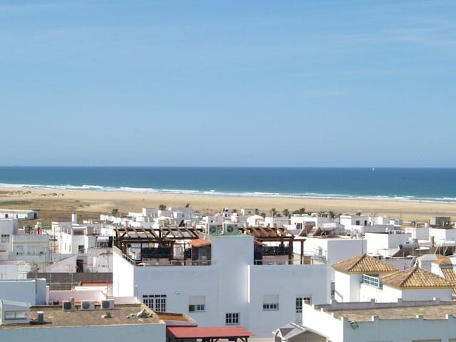 Casita Fleming - Charming house in the historic centre with roof terrace and sea views