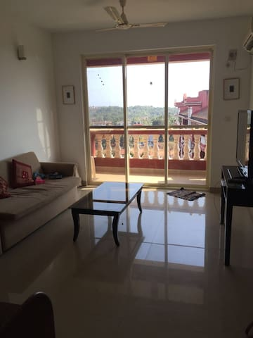 Chaudi Luxury 1 Bedroom apartment - Canacona - Huoneisto