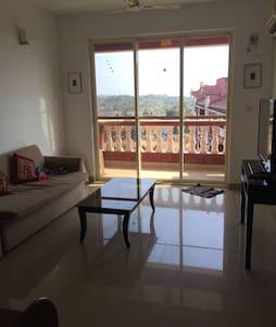 Chaudi Luxury 1 Bedroom apartment - Canacona - Appartement