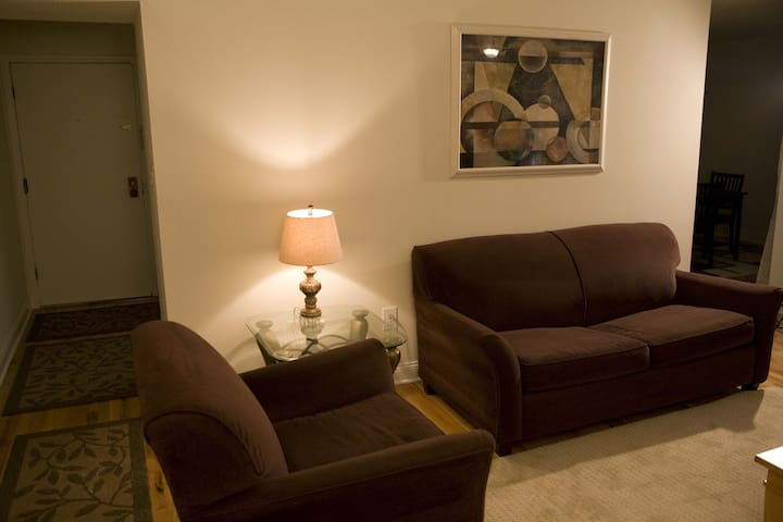 Lots of space in this 2 BR apt!-11A