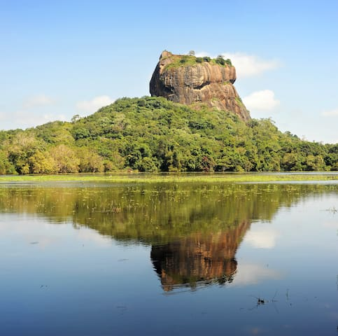 Adventure Bus - SIGIRIYA