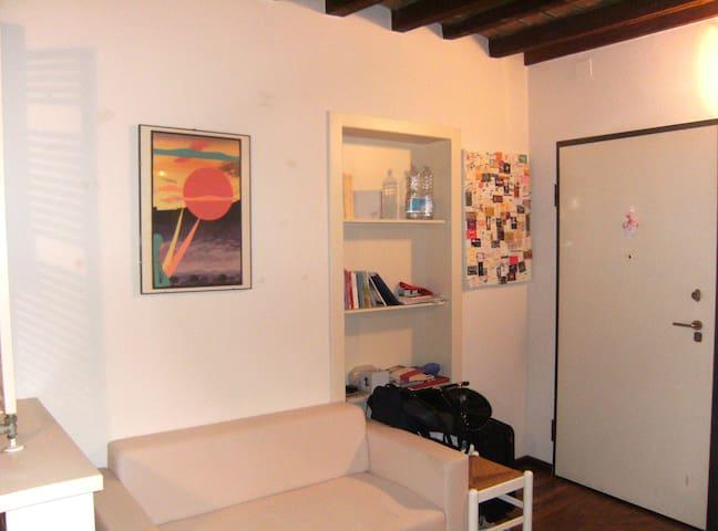 Grazioso e romantico monolocale - Parma - Huoneisto