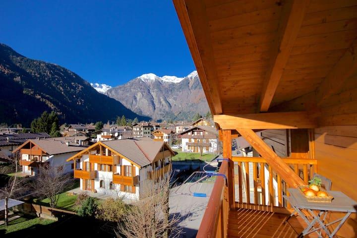 Lovely apt in Pinzolo Val Rendena 7 - Pinzolo