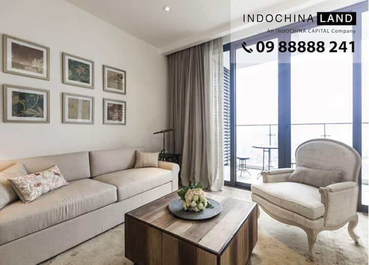 Indochina Plaza Hanoi Residences - western Hanoi