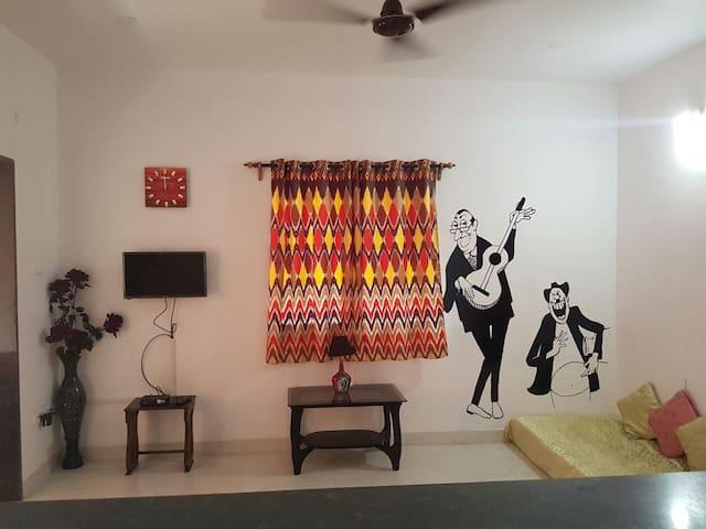 Candolim / Verem, Sea View Boutique Apartment 201 - Reis Magos - Apartment
