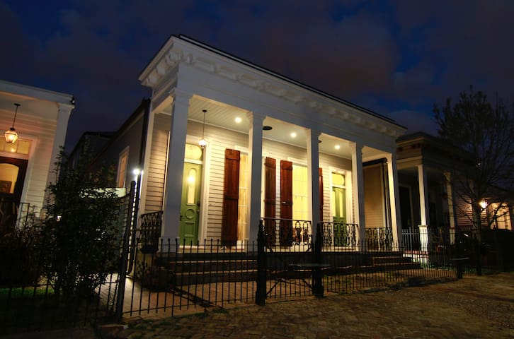 Historic, awe-inspiring historical home - New Orleans - Haus