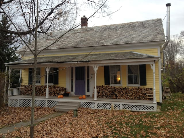 1800s Village Home Nr Lake Dunmore - Salisbury - กระท่อม