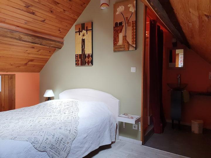 Chambre atypique N° 4.