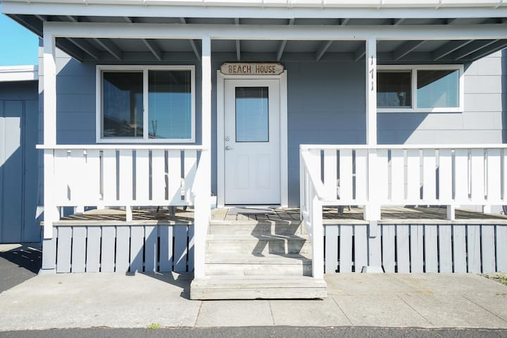 The Beach House on Perch - On the Humboldt Bay!