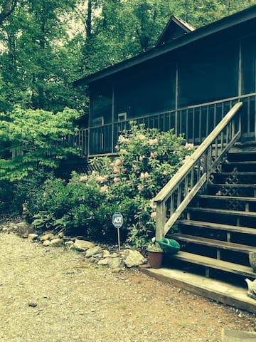 Historic Cottage in Saluda, NC - Saluda