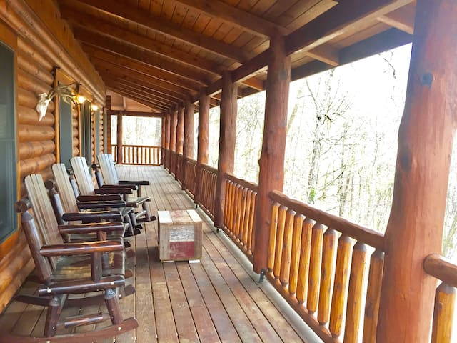 Woodsy Hill Cabin - Burwood - Cabane