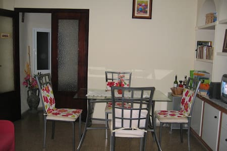 Sueca a place to relax near the ocean - Sueca - Apartamento
