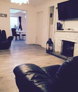 Spacious private room - Moycullen