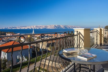 Apartments Laura-Superior  - Senj