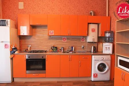 Like Хостел, живи в центре за 450 р - Ульяновск - Bed & Breakfast