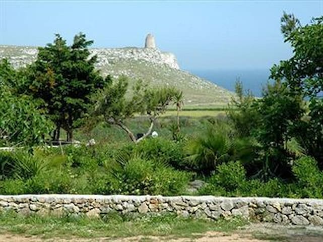 Villa immersa nel verde Litoranea Otranto