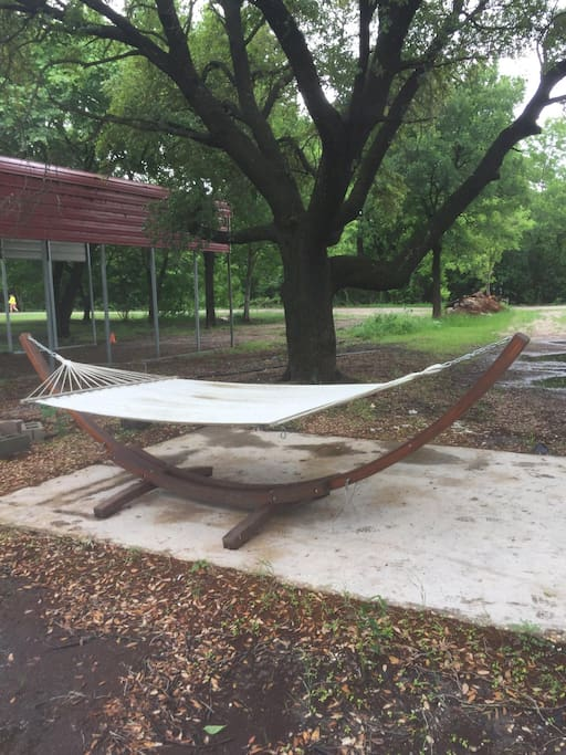Great hammock for two!