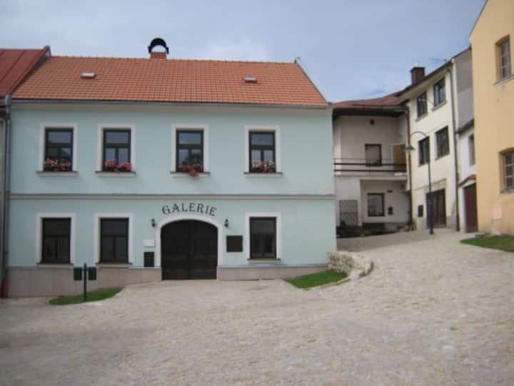 """Apartmán Galerie""  in Historic Jewish Quarter"