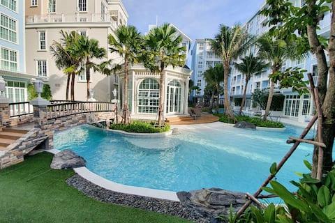 Аквапарк Grand Florida Pattaya Beachfront