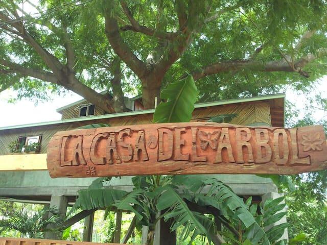 La Casa Del Arbol - Brisas de Zicatela - Treehouse