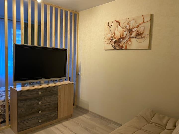 Уютная Квартира в центре Гатчины