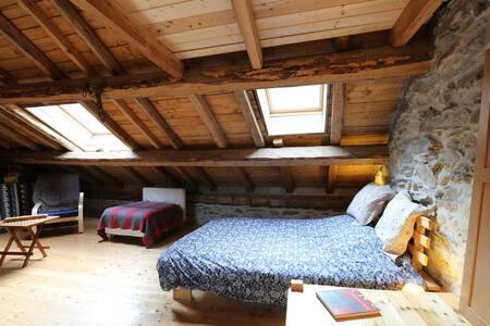 Chambres  à la montagne face au lac - La Ferrière - Bed & Breakfast
