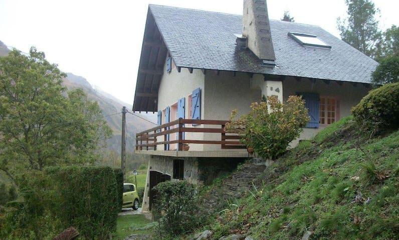Gîte-Studette Haut Ossau Pyrénées - Louvie-Soubiron - Departamento
