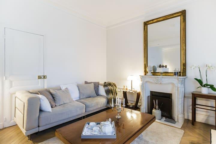Haven room in garden close to Paris - Alfortville - Hus