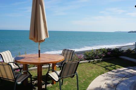 Villa Coral - Beach Front