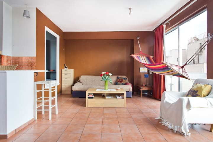 ACROPOLIS VIEW CENTRAL COSY STUDIO - Athina - 公寓
