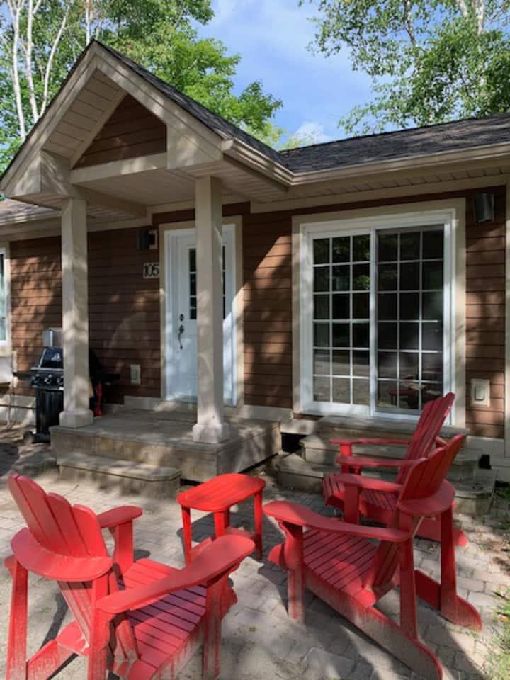 Family Muskoka Cottage