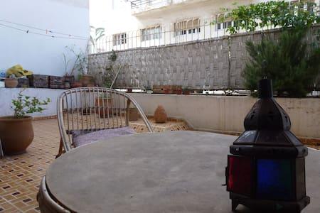 Chambre privée Quartier Hassan - Rabat