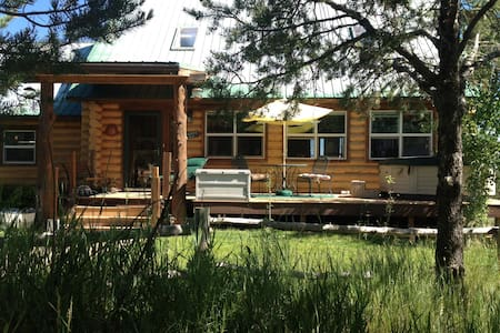 Charming Private Westcliffe Cabin - Westcliffe