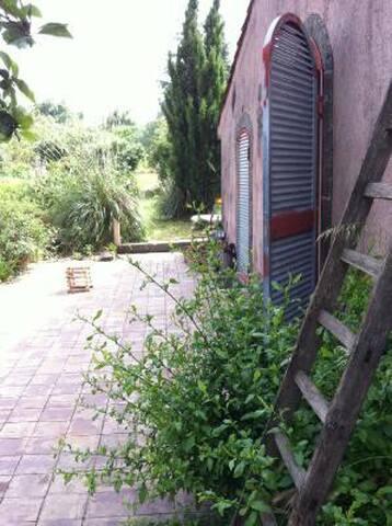 Antique Winery - Piedimonte Etneo - บ้าน