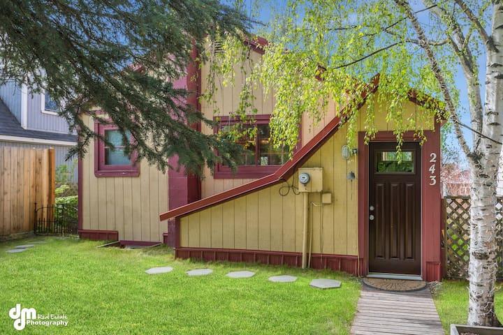 Weeping Birch Cottage
