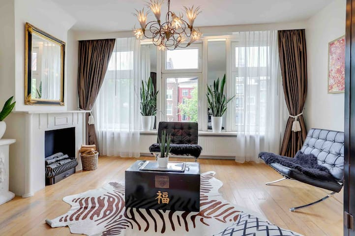 La Vie En Rose B&B Amsterdam Centrum prive Suite 2
