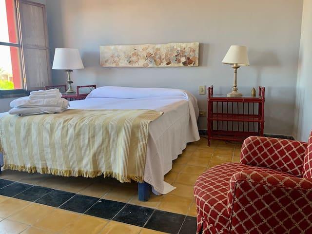 Dormitorio en Suite Segundo