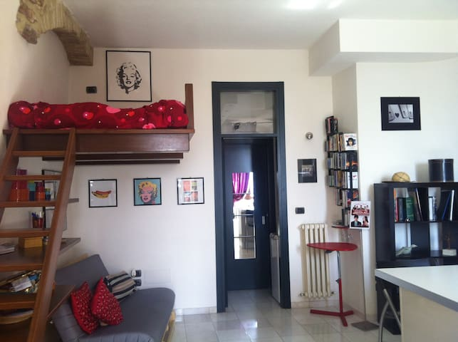 Casa Peppe e Maria - Apartment - Assisi - Lägenhet
