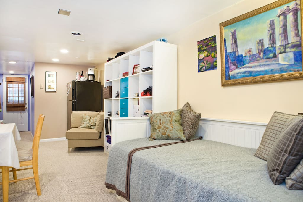 english basement in the heart of dc flats for rent in