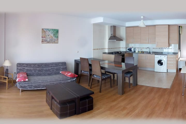 ECO -Apartment 5 km from Beach+PARKING+WIFI