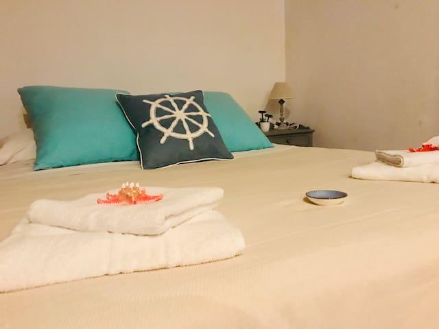 Pure life Menorca.  Room