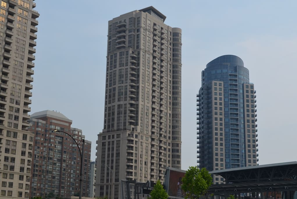 Bombay Suites Mississauga at Grand Ovation