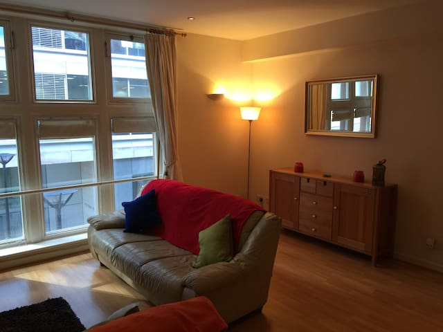 Luxury 2 bedroom apartment in fabulous location - Sheffield