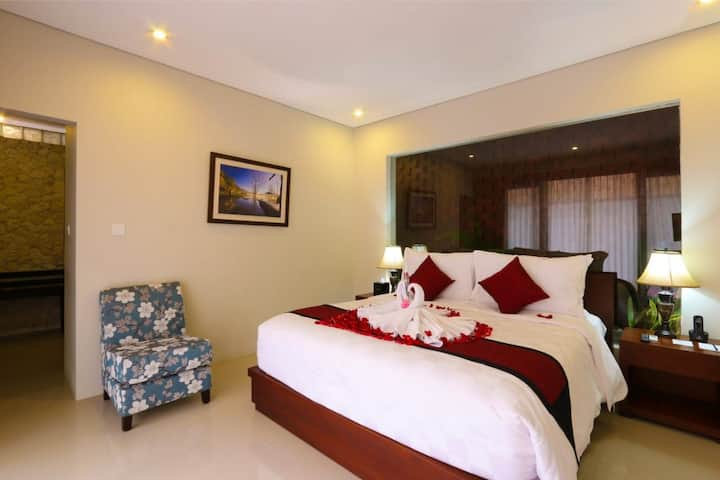 2Bedroom Pool Villa Charming Place in Tanah Lot